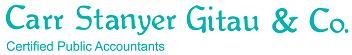 Carr Stanyer Gitau & Co.